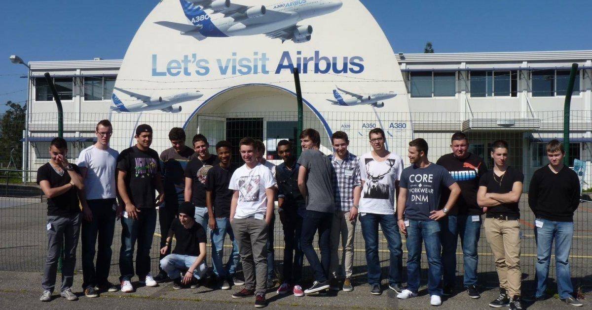 2014 - airbus toulouse et s u00e9ville